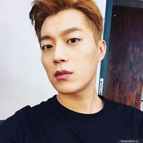 Yoon Doo Joon Instagram