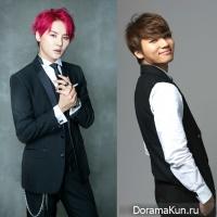 Junsu and Daesung
