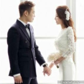 Bumkey and Kan Da Hye
