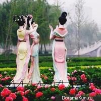 festival of peonies in Luoyang