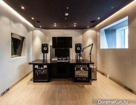 SM-Entertainment studio
