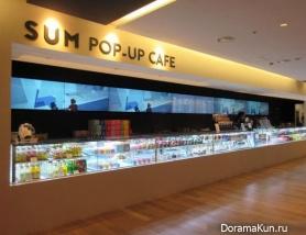 SUM POP-UP CAFE