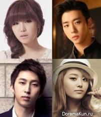 TS Entertainment artists