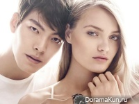Kim Woo Bin для Calvin Klein