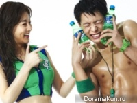 Bobby из iKON и Kang So Ra для Sprite