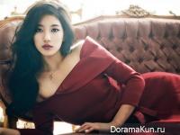 Suzy из miss A для CeCi October 2014