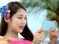 Gong Seung Yeon для Paradise Bay