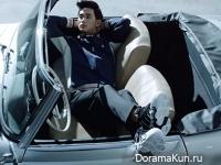 Kim Soo Hyun для Fila Heritg