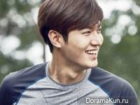 Lee Min Ho для Eider