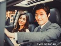 Kang Ha Neul для Chevrolet Trax