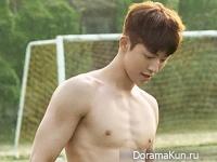 Nam Joo Hyuk для Nepa