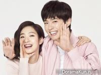 Kim Go Eun & Park Bo Gum для G9