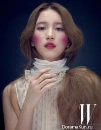 Интервью Сюзи для журнала W Korea