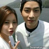 Hong Jong Hyun и Yura