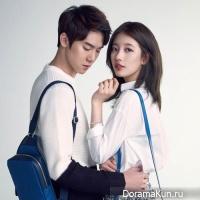 Yoo Yeon Seok & Suzy