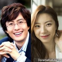 Bae Yong Joon & Park Soo Jin