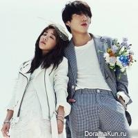Dara и Kang Seung Yoon