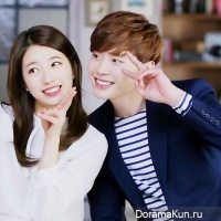 Lee Jong Suk & Suzy