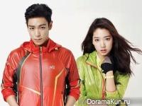 T.O.P из Big Bang и Park Shin Hye для Millet