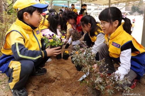 5 апреля - День посадки деревьев