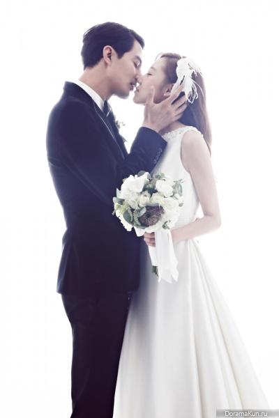 Jo In Sung и Gong Hyo Jin