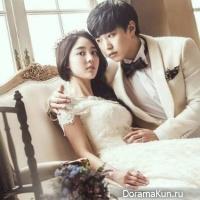 Sungmin и Kim Sa Eun