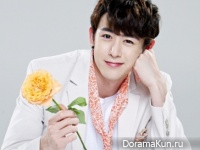 Nickhun из 2PM для Fanxi Shop