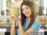 Suzy из miss A из для Baeksul Xylose Sugar