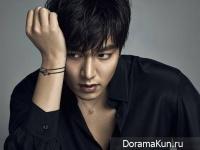 Lee Min Ho для Chow Tai Fook Jewelry
