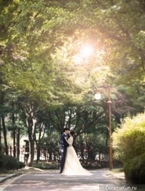 Lina и Jang Seung Jo