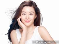 Jeon Ji Hyun для Hada Labo