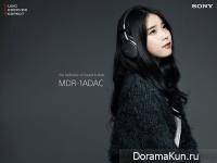 IU и Yoo Hee Yeol для Sony MDR