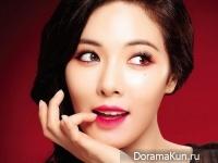 HyunA из 4Minute для Tony Moly