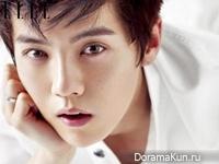Luhan для One Leaf