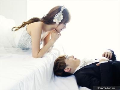 Nickhun из 2PM и Victoria из f(x)