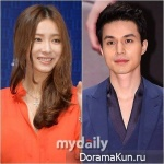 Lee Dong Wook and Shin Se Kyung