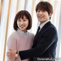 Hwang-Jung-Eum Ji-Sung