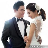 Jo Jae Yoon wedding