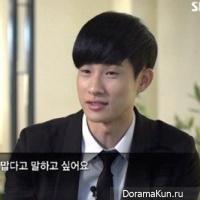 Kim Soo Hyun-s double