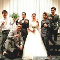 Park Joon Hyung's Wedding