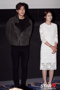 Lee Min Ho, Seul Hyun