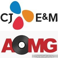 CJ Е&M and AOMG