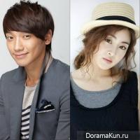 Bi Rain & Kang So Ra