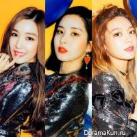 Tiffany-Seohyun-Sooyoung