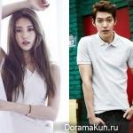 Suzy-Kim Woo Bin