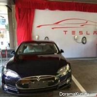 Tesla and China