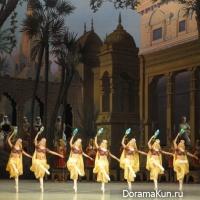 The Mariinsky theatre