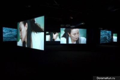 Isaac Julien- Maggie Cheung