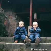 China charming kids