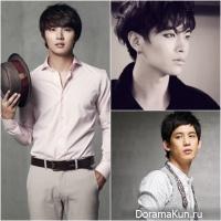 Yoon Si Yoon - Park Ki Woong - Lee Min Ki